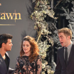 Breaking Dawn - Part 2 London Premiere_trio_2