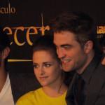 Breaking Dawn - Part 2 Madri Premiere_trio.wick