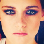 MET Gala 2014_kristen makeup before the rc